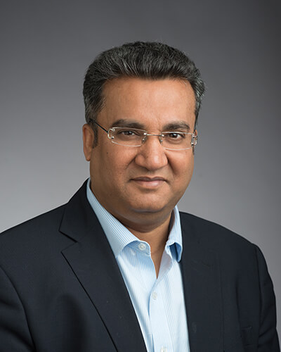 Shahbaz Ali, President and CEO