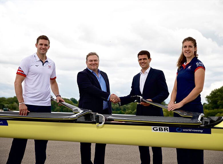 British Rowing Partners with Pulsant